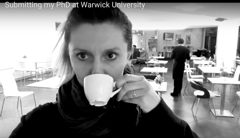 Video: składam doktorat na Warwick University (panika!)