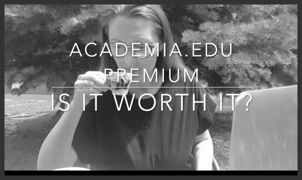 Academia.edu Premium: is it worth it?